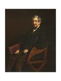 John Muir, 1881 Giclee Print by John Henry Lorimer
