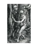 The Fall of Mankind, 1519 Giclee Print by Lucas van Leyden