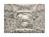 A 1789 Performance in the Theatre Des Varietes-Amusantes, 1875 Giclee Print