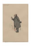 Mr Bucket, C.1920s Lámina giclée por Joseph Clayton Clarke
