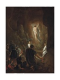 The Resurrection, 1635 Giclee Print by Thomas de Keyser