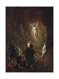 The Resurrection, 1635 Giclee Print by Thomas de Keyser