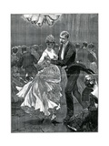 The Squire's Ball Giclee Print by Richard Caton Woodville