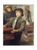 The Bird Market Giclee Print by John Butler Yeats