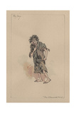The Boy - the Haunted Man and the Ghost's Bargain, C.1920s Giclee Print by Joseph Clayton Clarke