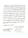 Letter from Louis Xiv to Mary of Modena, Congratulating Her on the Birth of a Prince, James… Giclee Print
