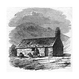 Chapel at Wastdale Head, Cumberland Giclee Print