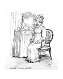 Unable to Utter a Syllable', Illustration to 'Pride and Prejudice' by Jane Austen, Edition… Giclee Print by Hugh Thomson