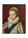 Portrait of Gaston D'Orleans Giclee Print by Frans II Pourbus