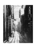Physic Street, Canton, C.1867-72 Photographic Print by John Thomson