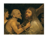 Christ Carrying the Cross, 1510 Giclee Print by  Giorgione
