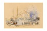 Hagia Sofia Giclee Print by J. M. W. Turner