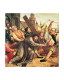 Christ on the Stations of the Cross Giclee Print by Quentin Massys or Metsys