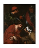 Christ Crowned with Thorns Giclee Print by Jacob Van Oost