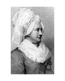 Madamoiselle La Chevaliere D'Eon De Beaumont, Print Made by Thomas Chambars, 1787 Giclee Print by Richard Cosway