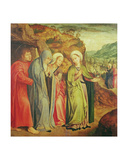 Lamentation after the Death of Christ Giclee Print by Quentin Massys or Metsys