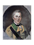 Henry Lee C.1782 Giclee Print by Charles Willson Peale