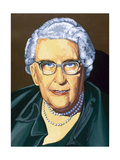 Agatha Christie (1890-1976). British Writer Giclee Print