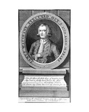 James Macleane Executed Oct. 3 1750 Aged 26 Years, 1750 Giclee Print by Louis Philippe Boitard