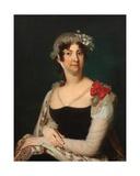 Countess Natalia Von Buxhoeveden, 1809 Giclee Print by Vladimir Lukich Borovikovsky