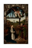 Adoration of the Christ-Child, 1452 Giclee Print by Petrus Christus