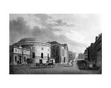 Rotunda and New Rooms, Dublin, 1795 Giclee Print by James Malton