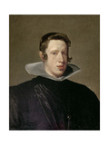 Prince Philip IV, 1623-24 Giclee Print by Diego Rodriguez de Silva y Velazquez
