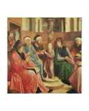 Christ Among the Doctors Giclee Print by Quentin Massys or Metsys