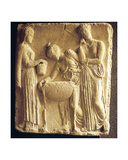 Relief of Medea and the Pleiades Giclee Print