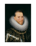 Archduke Albrecht, C.1601-20 Giclee Print by Frans II Pourbus