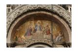 Saint Mark's Basilica. Mosaics Giclee Print