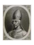 Pope Saint Gregory VII (C. 1015/1028-1085) Giclee Print