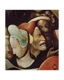 The Carrying of the Cross, C.1510-16 (Detail) Giclee Print by Hieronymus Bosch