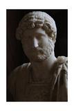 Publio Aelio Hadrian (76-138). Roman Emperor (117-138) Giclee Print