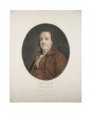 Benjamin Franklin, C.1789 Giclee Print by Jean-francois Janinet
