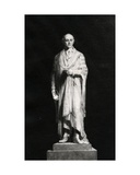 The Right Honorable Spencer Perceval, Engraved by Samuel William Reynolds Giclee Print by Francis Legatt Chantrey