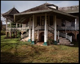 Bromley Great House, Jamaica Photographic Print