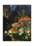 Still Life Giclee Print by Abraham Mignon
