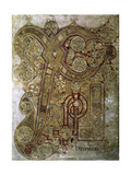 The Book of Kells Giclee Print