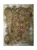The Book of Kells Giclee Print