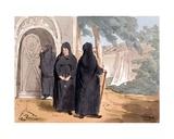 Nuns, 1804 Giclee Print by John Augustus Atkinson