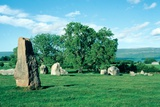 Long Meg and Her Daughters Photographic Print