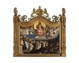 The Last Judgement, 1525 Giclee Print by Jan Provoost