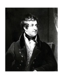 John Cam Hobhouse, Print Made by Charles Turner, 1834 Giclee Print by James Lonsdale