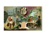 Beer, 1899 Giclee Print