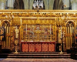 The High Altar, Westminster Abbey Photographic Print