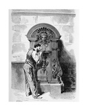 A Fontaine Wallace Giclee Print by Auguste Victor Deroy