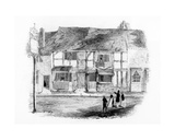 The Birthplace of Shakespeare Giclee Print by John Brandard