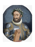 Camoes, Luis Vaz De (1524-1580). Portuguese Poet Giclee Print