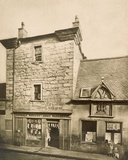 Elphinstone Tower, Man Street, Gorbals, Glasgow, 1868-99 Photographic Print by  T. and R. Annan and Sons